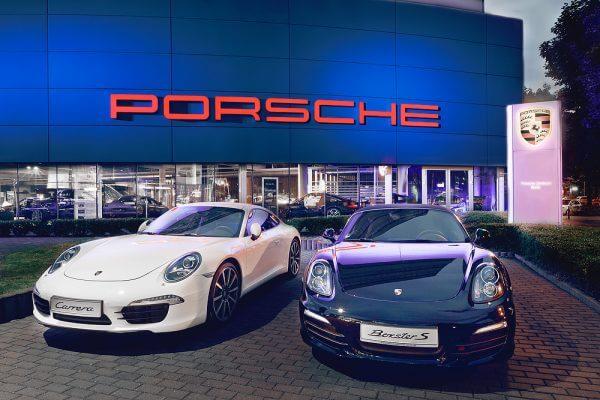 Veranstaltungsfotografie / Porsche Berlin