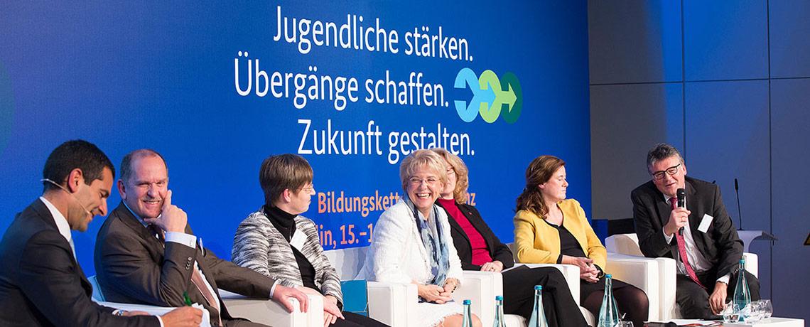 Bildungsketten-Konferenz Berlin © Nils Krüger