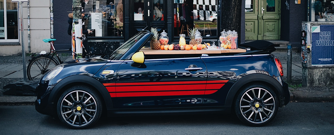 German Press Days - BOLD x BMW MINI ©offenblen.de