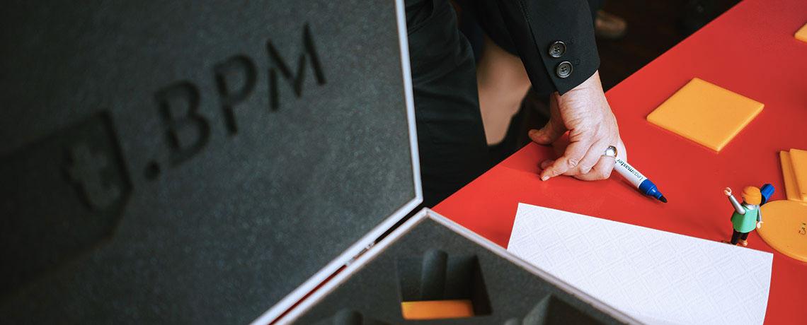 BPM&O Jahreskonferenz in Köln ©offenblen.de