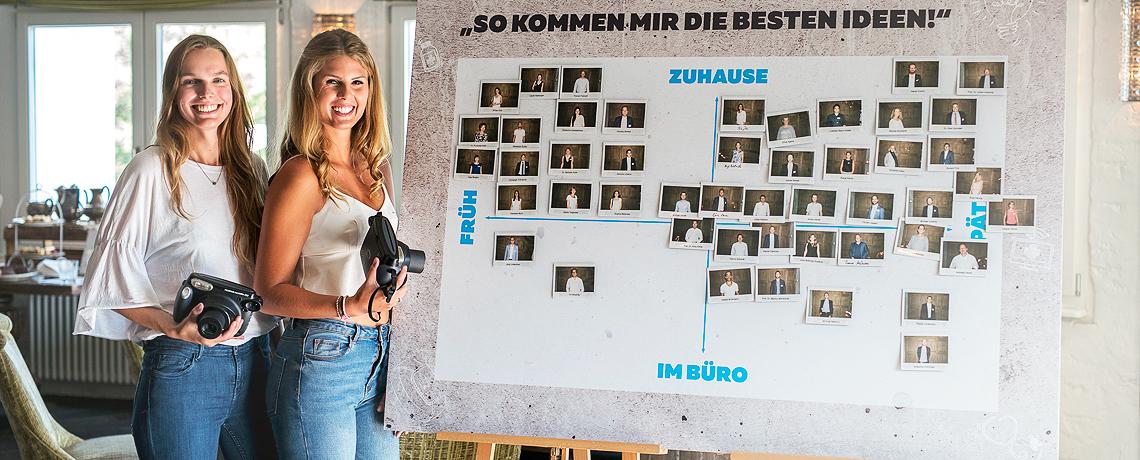 Polaroid Foto Aktion im Soho House Berlin ©offenblen.de