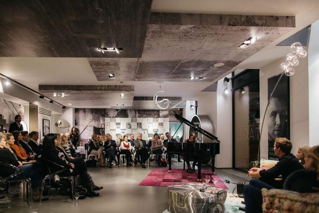 Roche Bobois Showroom München ©offenblen.de