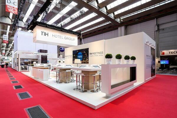 Messefotografie zur IMEX Frankfurt am Main  für NH Hotel Group