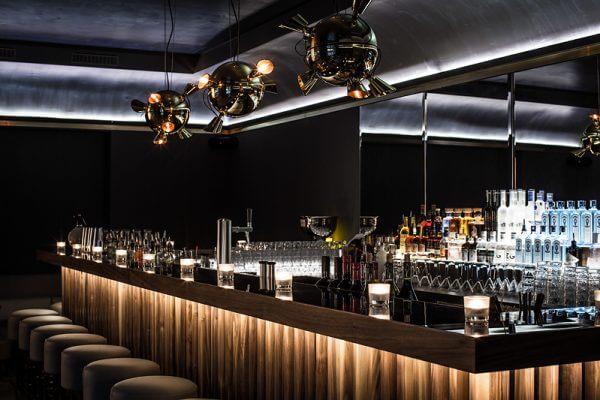 Vesper Bar Berlin - Architektur & Interiorfotos ©Offenblen.de - Agentur für Eventfotografen