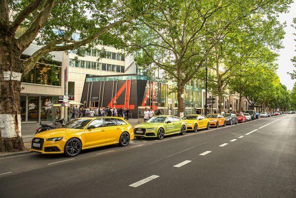 Eventfotograf Berlin - FashionTech 2015 / Audi © Offenblen.de - Agentur für Eventfotografie