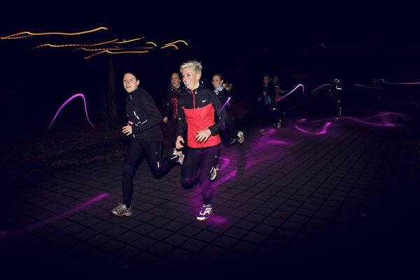 Eventfotograf Frankfurt - Nike Running Event © offenblen.de