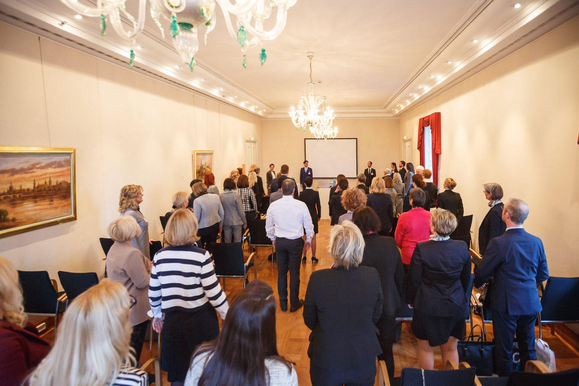 Workshop @ Taschenbergpalais Kempinski Dresden © offenblende.de