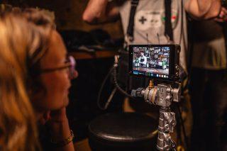 Rose's Bartenderfotografie Set-Up für Imagefilm © offenblende.de