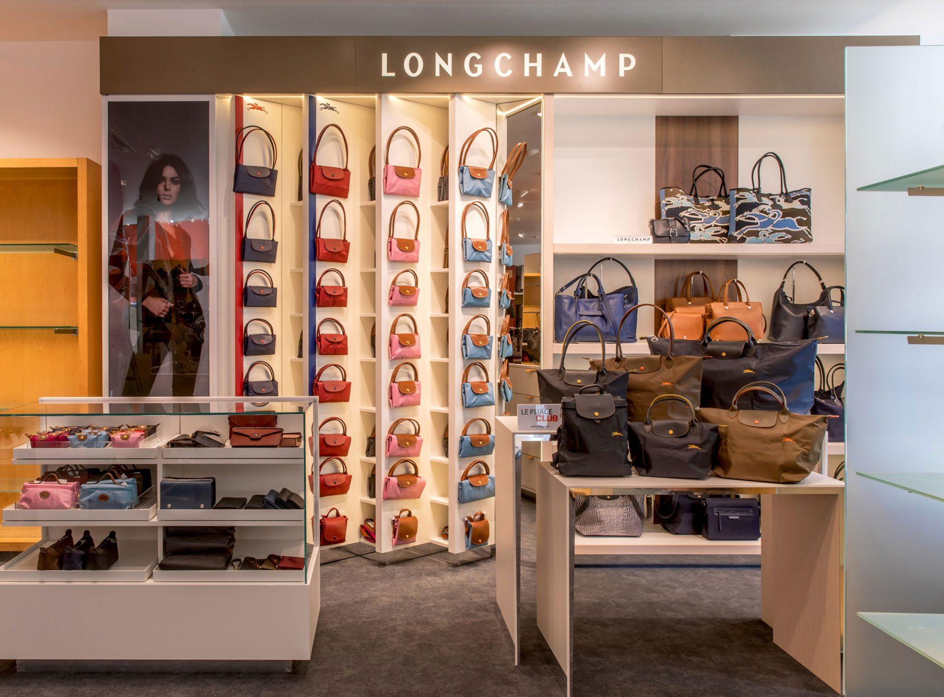 Storefotografie @ Longchamp Darmstadt © offenblende.de