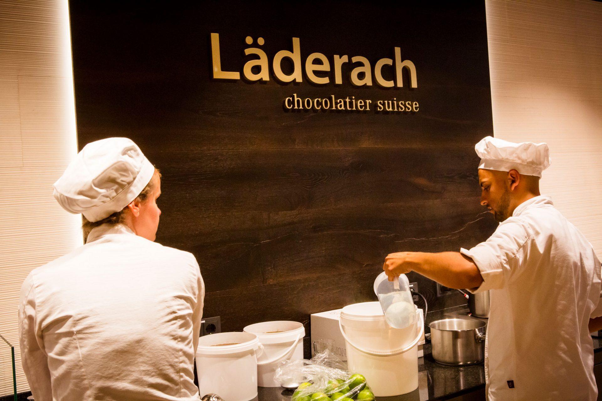Läderach – chocolatier suisse © offenblende.de