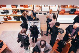Longchamp Store-Even @ Düsseldorf © offenblende.de