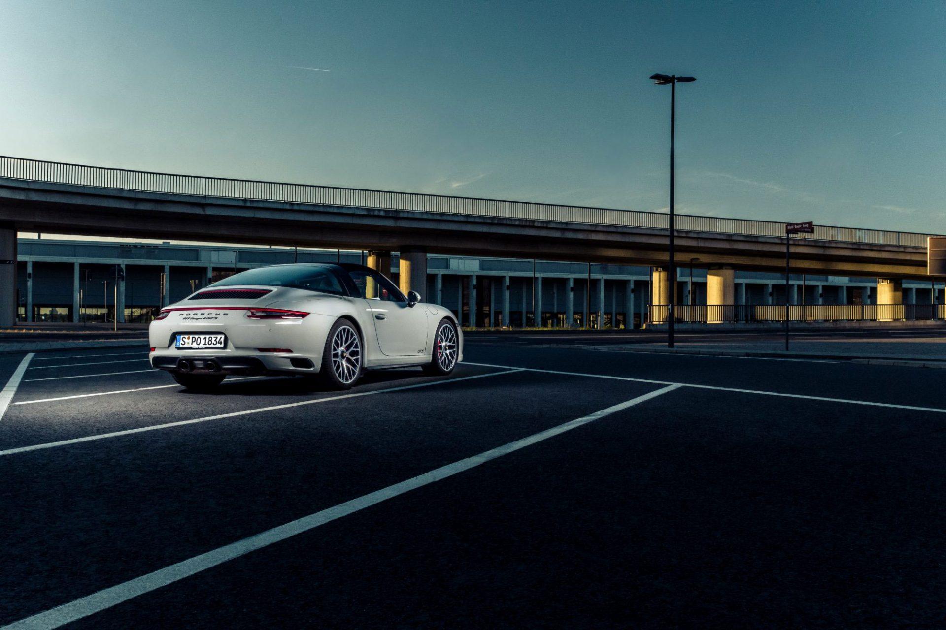 Porsche 911 Targa 4 GTS © offenblende.de