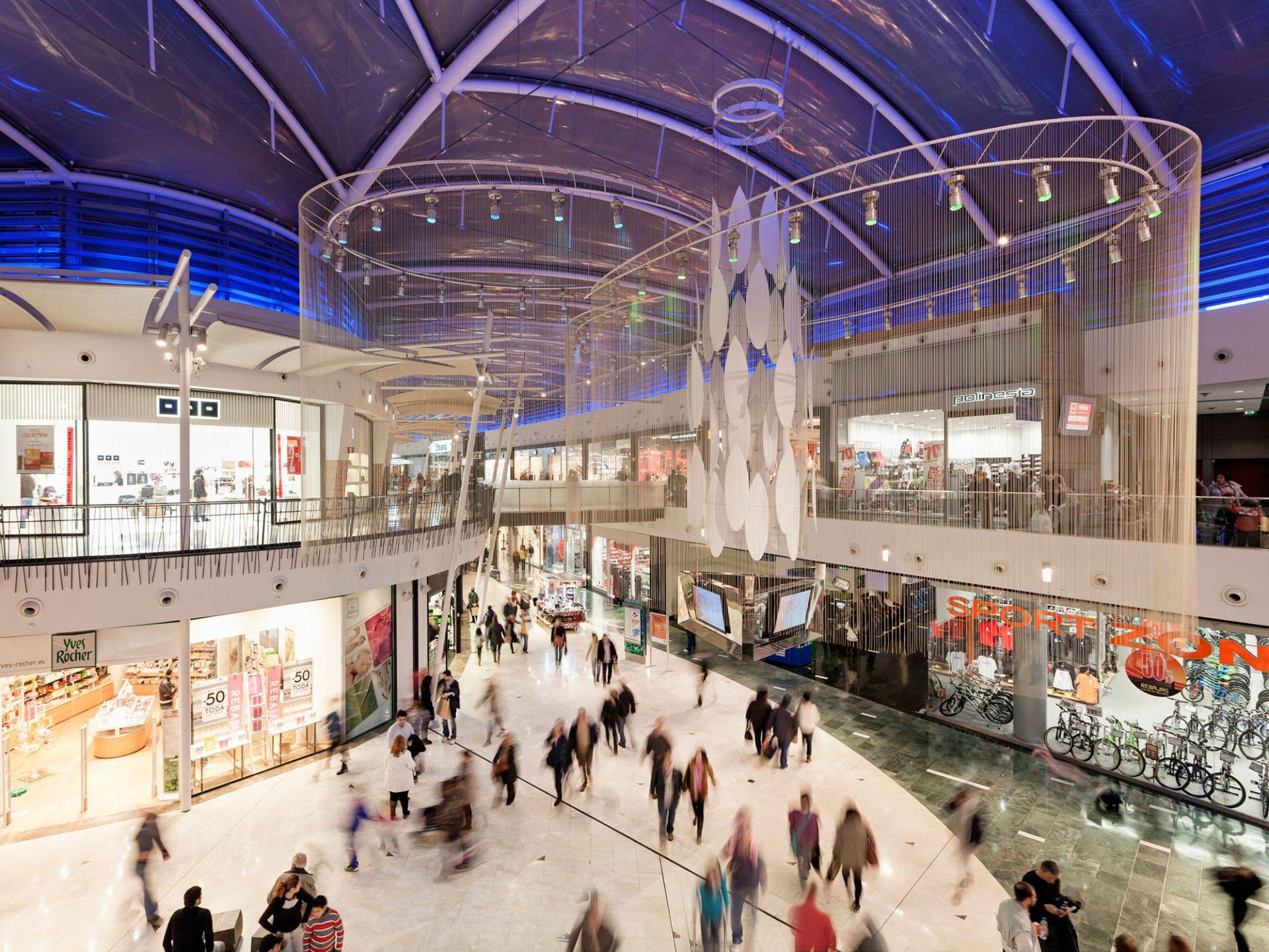 Shopping Mall © offenblende.de