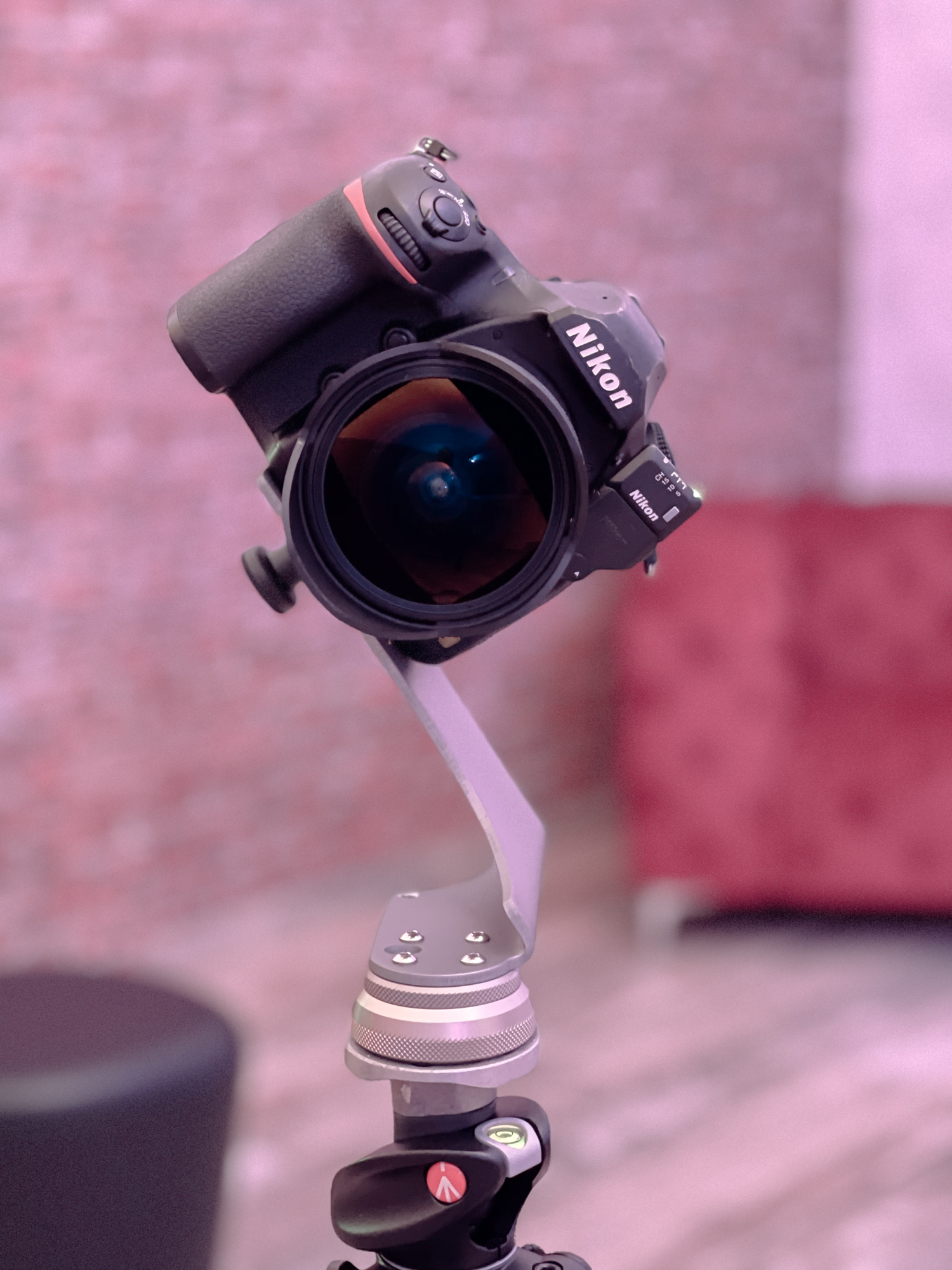 360 Grad Fotografie - Nodalpunktadapter / SLANT ©Offenblende