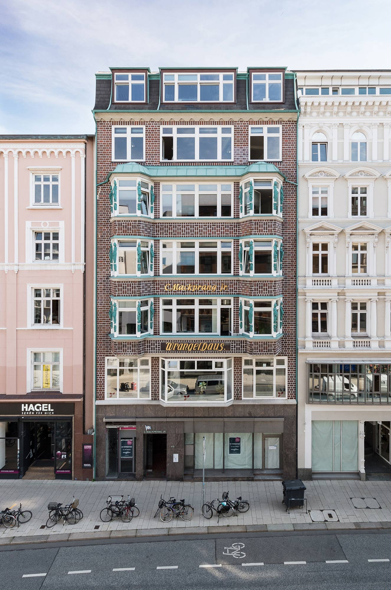 Wrangelhaus Hamburg ©offenblende.de