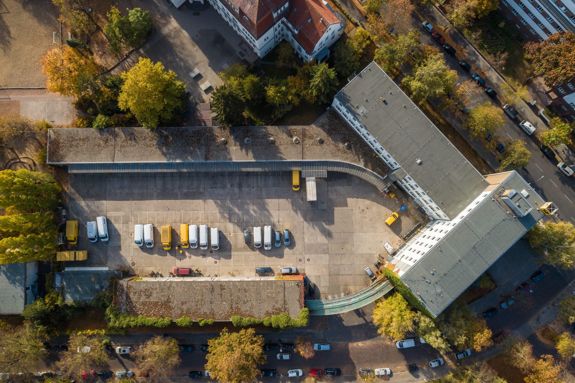 Architekturfotografie - Drohnenfotografie © offenblende.de