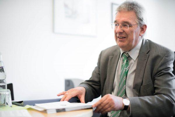 Dr. Thomas Gambke für N-Kompass © offenblende.de