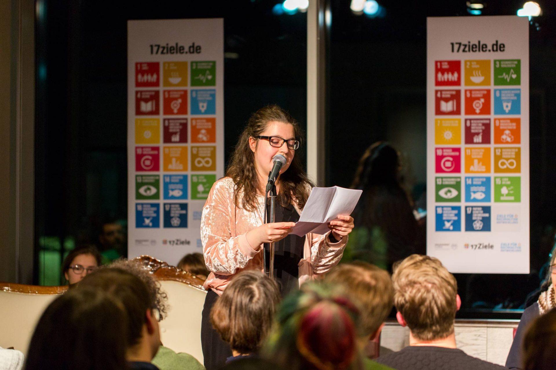 17 Ziele - Poetry Slam @ Halle © offenblende.de