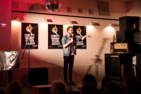 Tullamore D.E.W. - Poetry Slam @ Hannover ©offenblende.de.