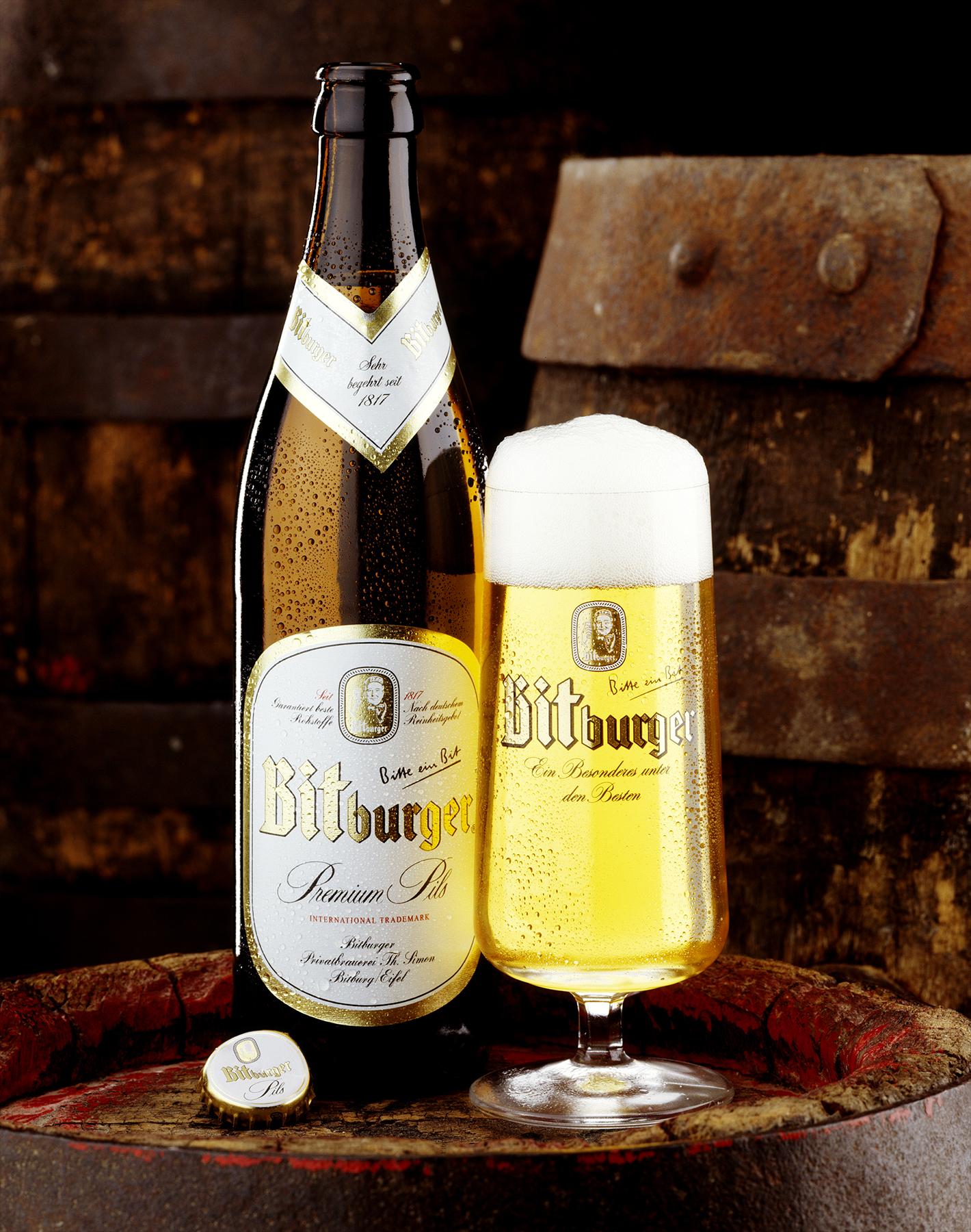 Fotostudio in Frankfurt für Getränke, Flaschen und Gläser - Fotograf Achim K.
