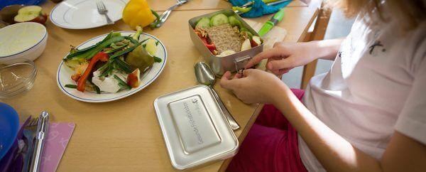 Die Gesunde Frühstücksbox © offenblen.de