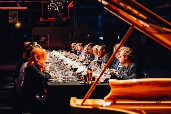 Eventfotografie für Glenmorangie Dinner by Steinway & Sons in Hamburg ©offenblen.de
