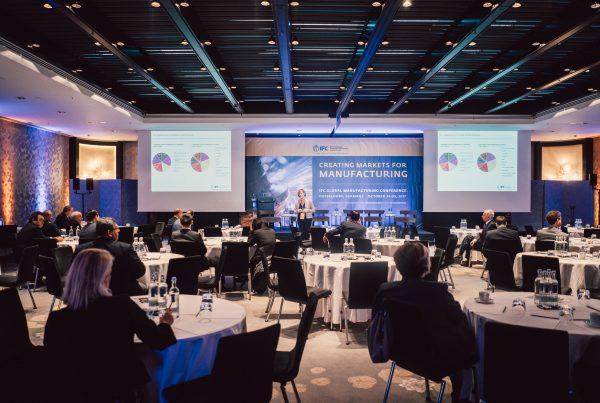 IFC Global Manufacturing Conference @ Düsseldorf © offenblende.de