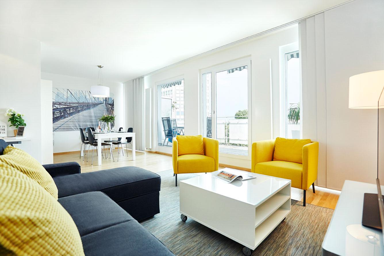 Immobilienfotografie Innenarchitektur ©Offenblende / Katharina KR