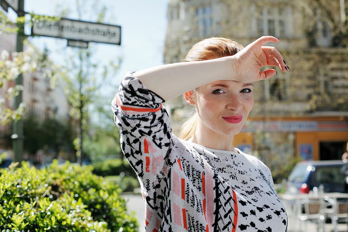 Karoline Herfurth - Portrait in Berlin ©Offenblende / Kim