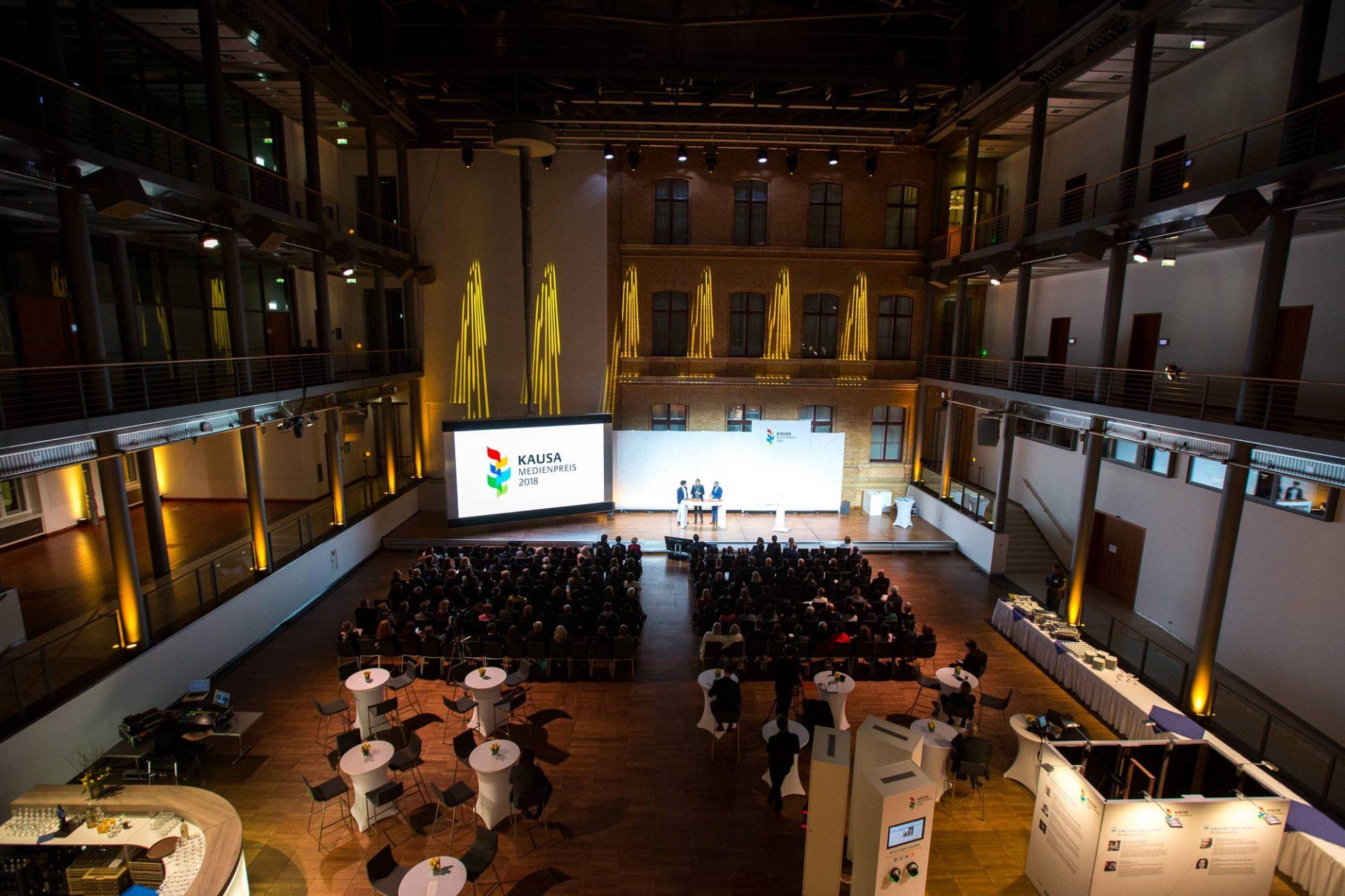 KAUSA Medienpreis 2018 @ Berlin © offenblende.de