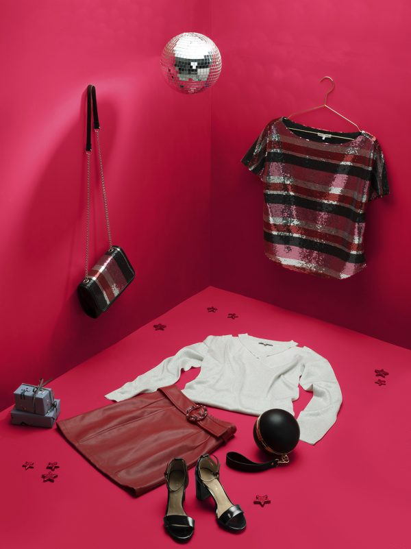 Produktfotograf für Kleidung, Setdesign, Katalog ©Offenblende / Nils NW