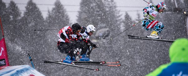 Audi FIS Ski Cross World Cup in Feldberg © offenblen.de