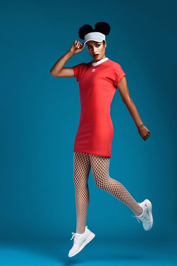 Fashion Fotografie:  Sportbekleidung © Offenblende /  Alex AFR