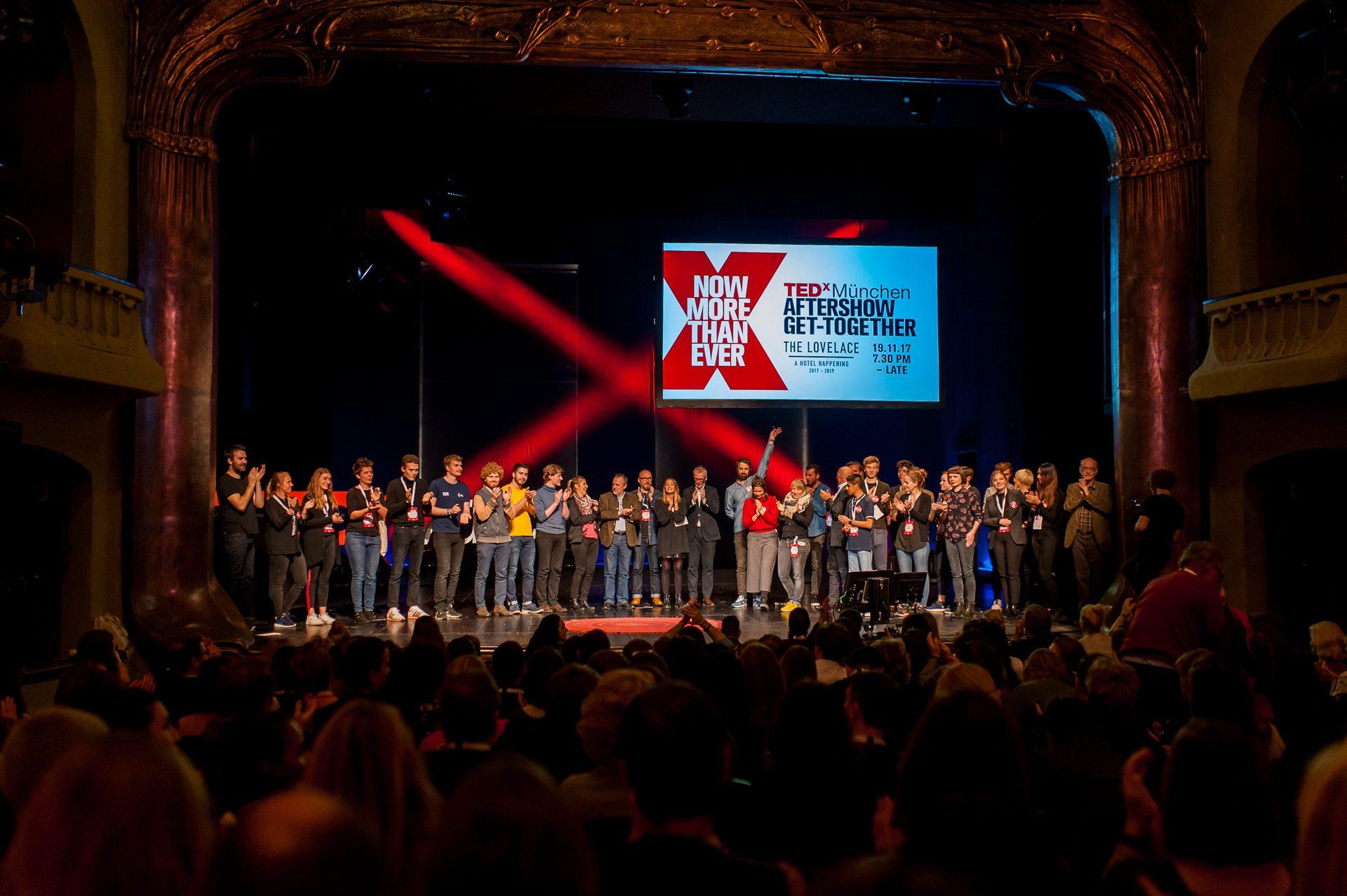 Eventfotografie in München |TEDxMünchen 2017 © offenblende.de