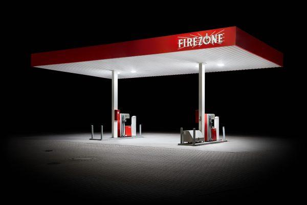 Petrol Station © Offenblende / Vanessa