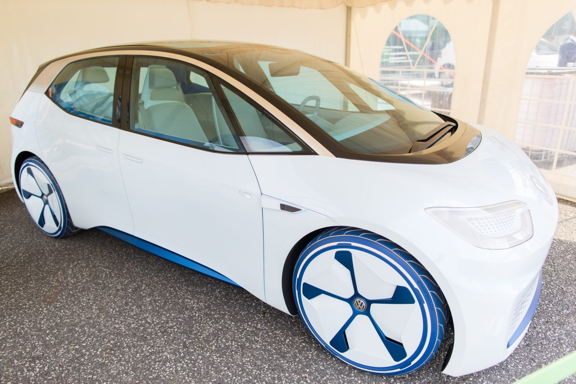 Volkswagen - Future Mobility Forum 2017 ©offenblende.de
