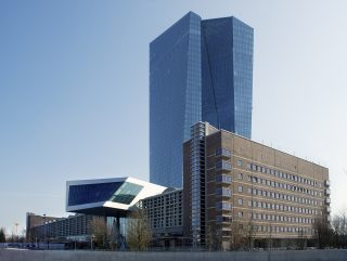 Neubau der EZB, Frankfurt am Main | New EZB Skyscraper, Frankfurt am Main