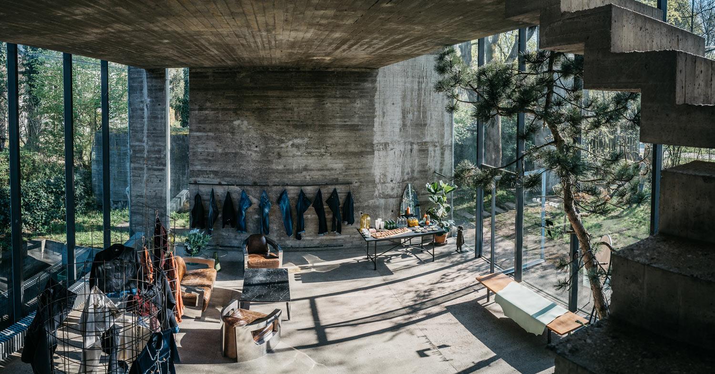 Atelierhaus als Eventlocation in München