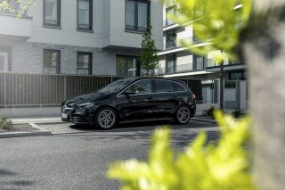 Autofotograf Berlin für Mercedes Benz ©Offenblende / Ricci