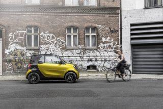 Autofotograf Berlin für Smart  ©Offenblende / Ricci