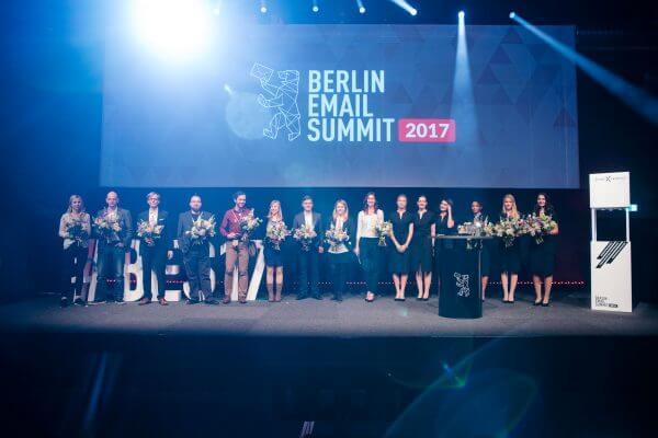 Optivo auf dem Berlin Email Summit 2017 © offenblen.de