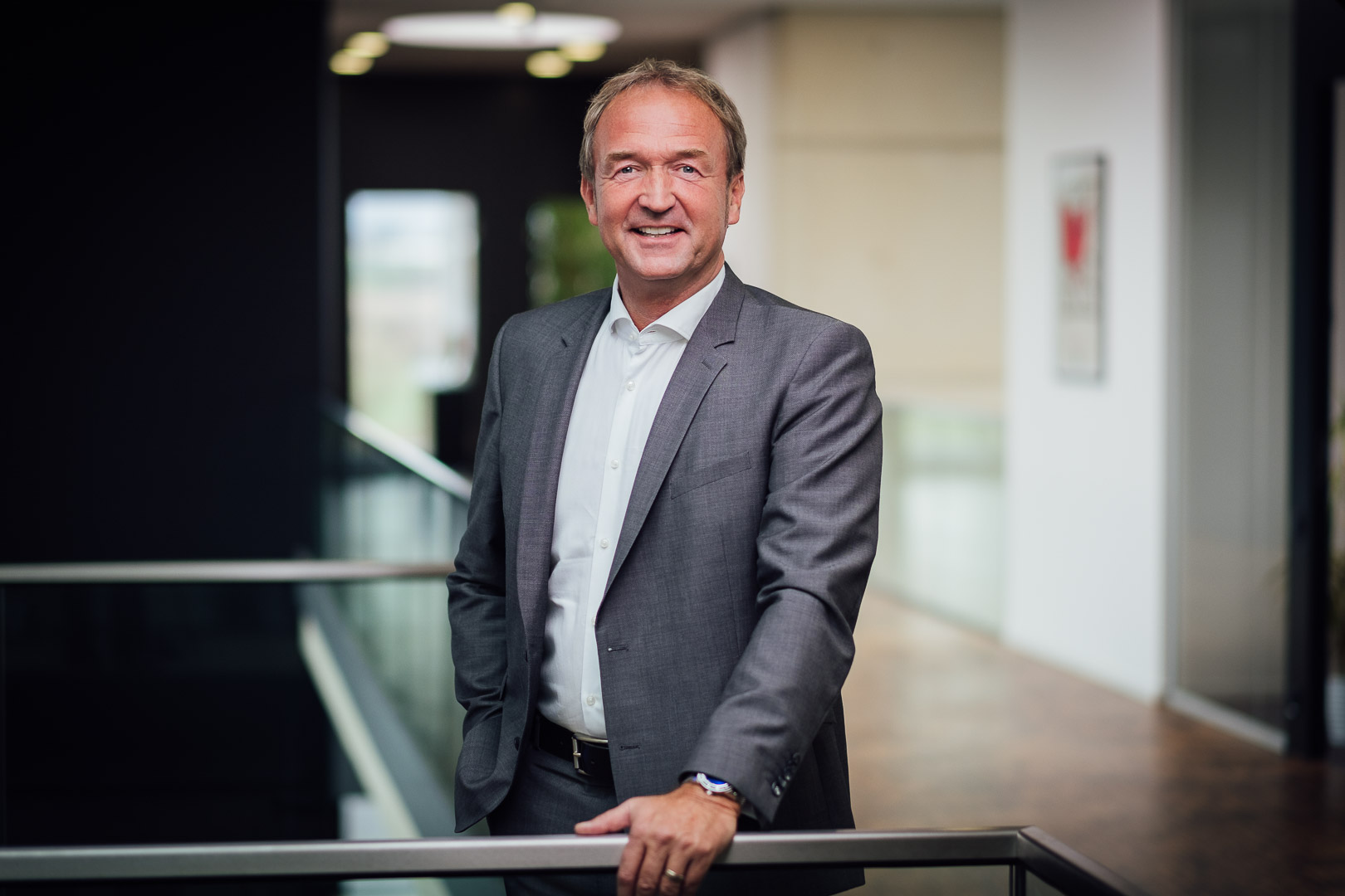 Business Portrait Fotograf in Frankfurt: Dirk B.