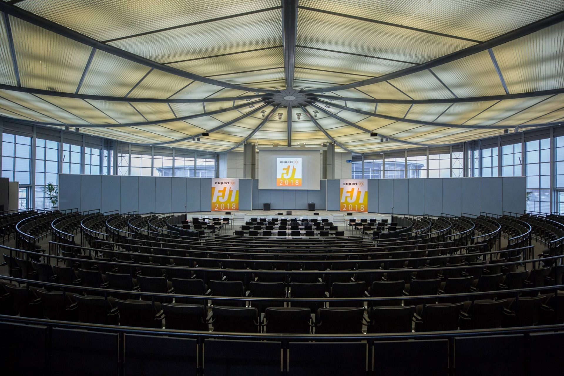 Konferenzfotografie - Deutsche Messen Hannover
