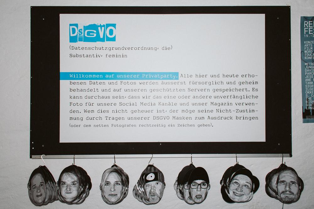 DSGVO Fotografie - Spaßbild