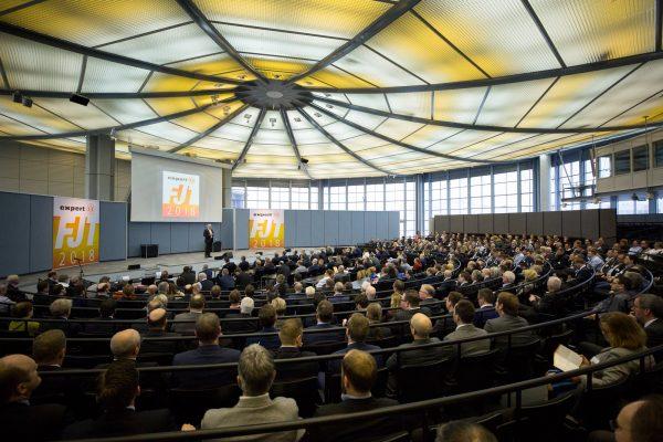 Eventfotos für die FJT Expert Frühjahrstagung - Deutsche Messen Hannover
