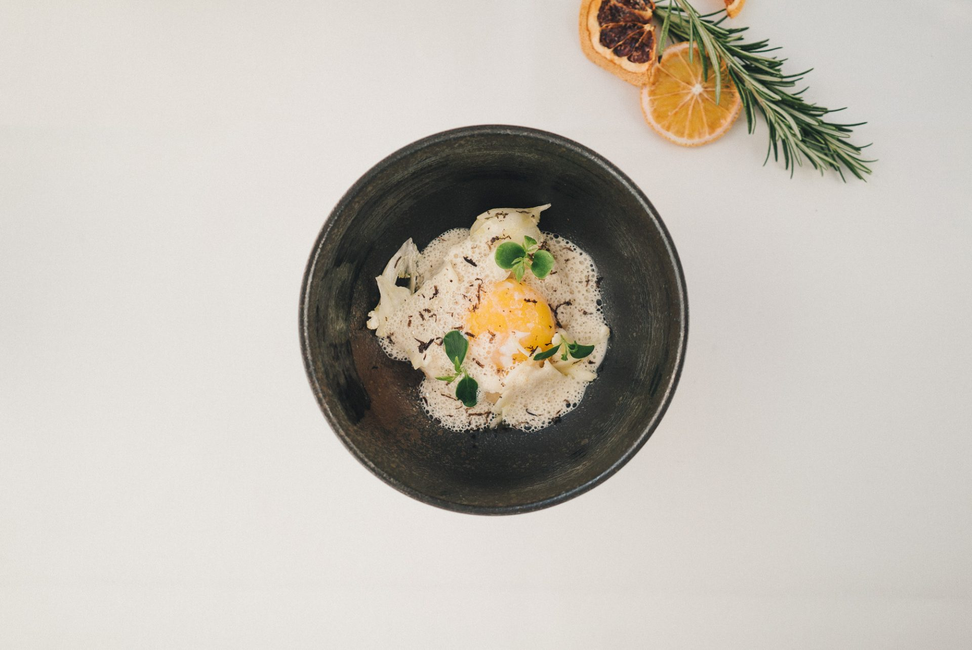 Culinary Foodfotograf für Sterneküche © Offenblende / Dimi