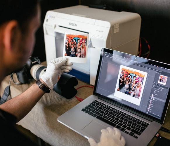 Fotoaktion Fotodruck