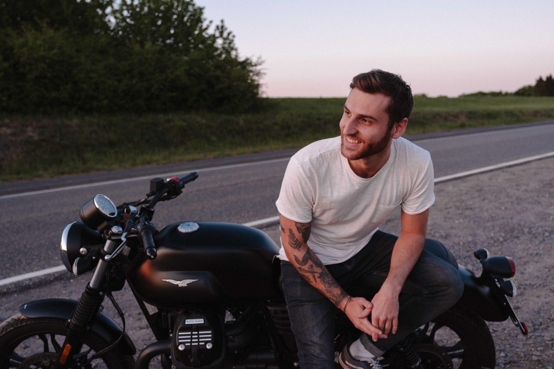 Automotive Fotograf für Motorräder ©Offenblende / Michael MICH