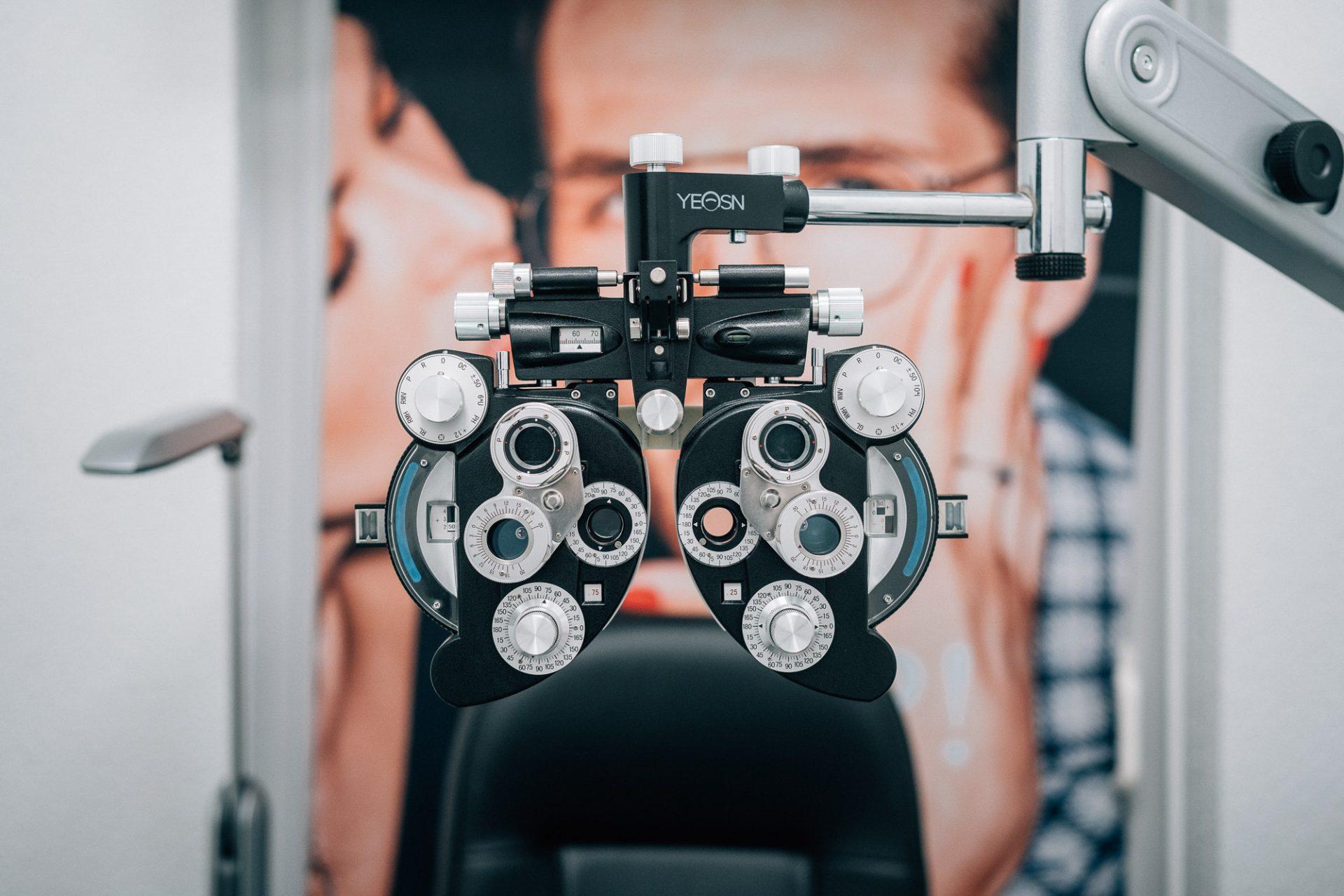 Interieurfotografie & Detailaufnahmen für Optiker Fachgeschäfte - Praxisfotografie ©Offenblende / Joshua