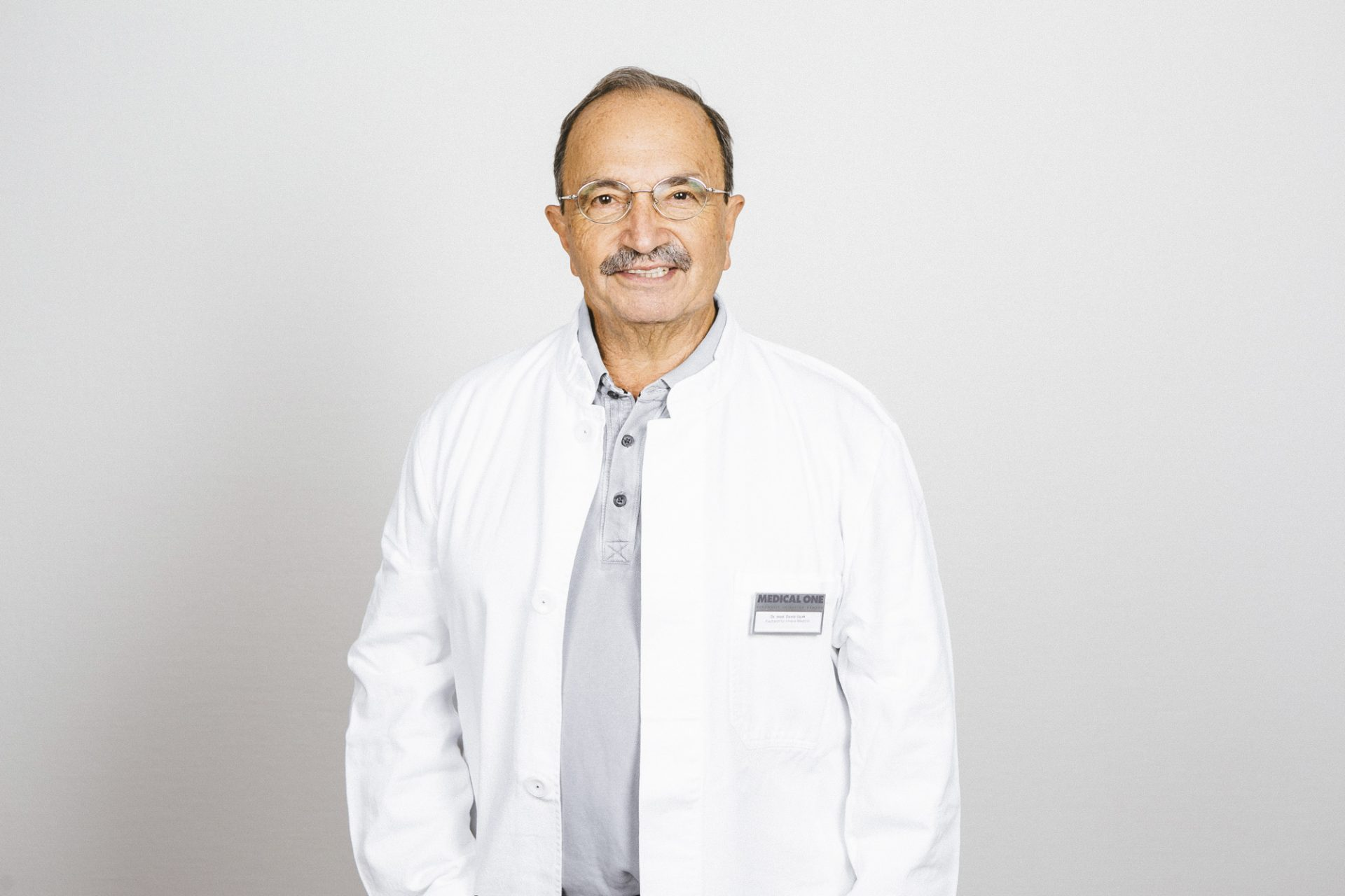 Mitarbeitershooting Chirurgie